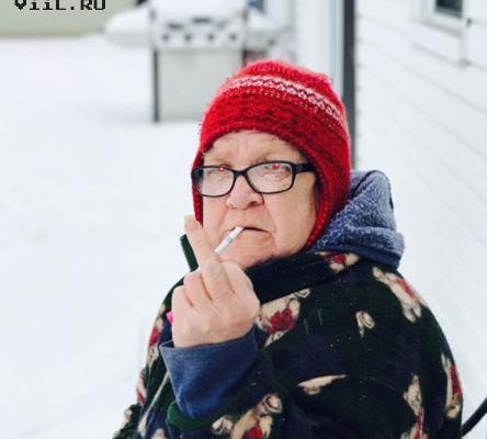 Бабки Пидарюшки повсюду